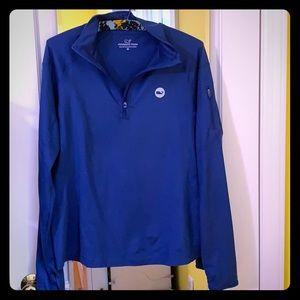 Vineyard Vines solid Performance Shep Shirt blue